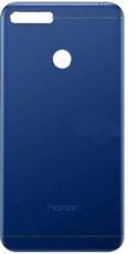 Задняя крышка (корпус) для Huawei Honor 7A Pro (AUM-L29), цвет: синий
