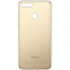Задняя крышка (корпус) для Huawei Honor 7C (AUM-L41), цвет: золотой