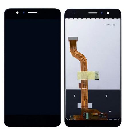 Экран для Huawei Honor 8 (FRD-L19) с тачскрином, цвет: черный