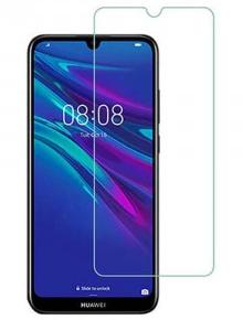 Защитное стекло для Huawei Honor 8A Prime, цвет: прозрачный