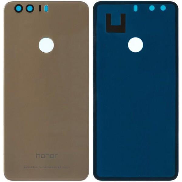 Задняя крышка для Huawei Honor 8 цвет: золотая