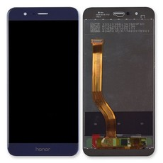 Экран для Huawei Honor 8 (FRD-L19) с тачскрином, цвет: синий