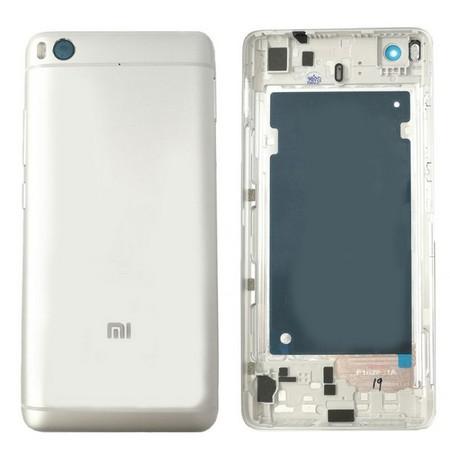 Задняя крышка для Xiaomi Mi5s цвет: серебристый
