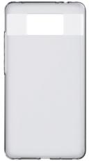 Чехол для Huawei Mate 10 силиконовый, цвет: прозрачный