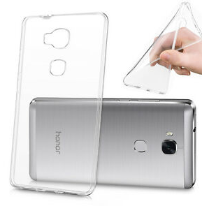 Чехол для Huawei GR5, цвет: прозрачный