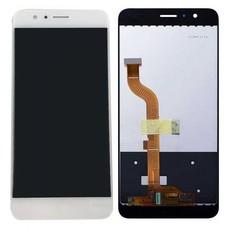 Экран для Huawei Honor 8 (FRD-L19) с тачскрином, цвет: белый