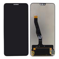 Экран для Huawei Honor 8X (JSN-21) с тачскрином, цвет: черный