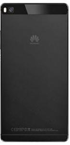 Задняя крышка для Huawei Ascend P8 цвет: черный