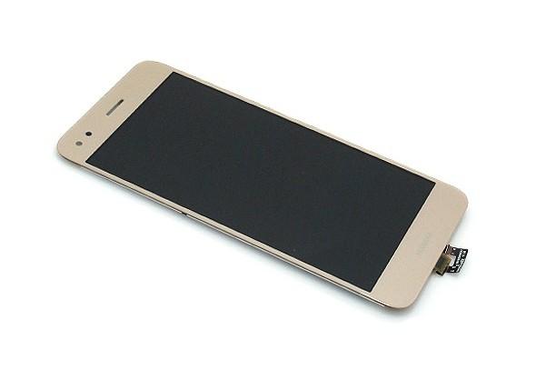 Экран для Huawei P9 Lite Mini с тачскрином, цвет: золотой