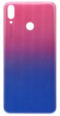 Задняя крышка (корпус) для Huawei Y9 2019 (JKM-LX1, JKM-LX3), цвет: мерцающий фиолетовый