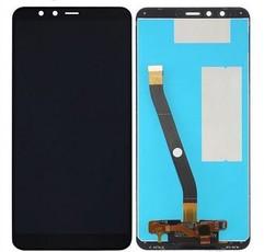 Экран для Huawei Y9 2018 (FLA-LX1) с тачскрином, цвет: белый