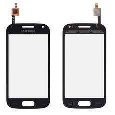 Тачскрин для Samsung Galaxy Ace 2 i8160, цвет: черный