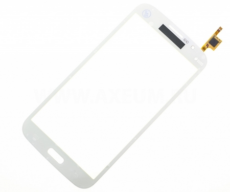 Тачскрин для Samsung Galaxy Mega 5.8 Duos i9152, цвет: белый