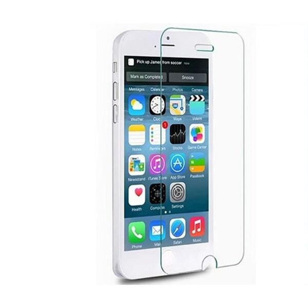 Защитное стекло для Apple iPhone 6, цвет: прозрачный
