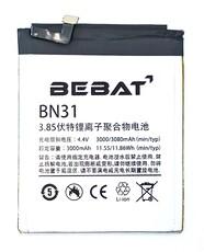 Аккумулятор Bebat для Xiaomi Mi A1 (BN31)