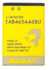 Аккумулятор Bebat для Samsung C3011 C3010 (AB463446BU)