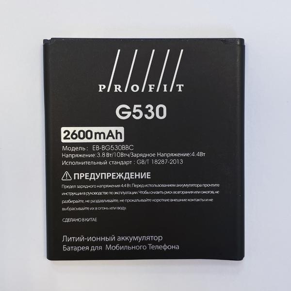 Аккумулятор Profit для Samsung Galaxy J2 2018 J250 (EB-BG530CBE)