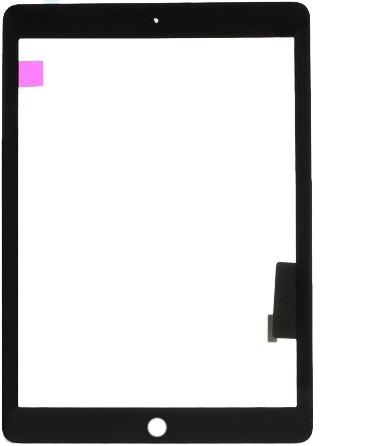 Тачскрин для планшета Apple iPad 5 9.7 2017, iPad 5 Air, цвет: черный