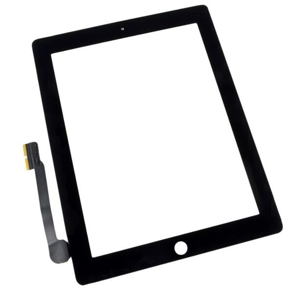 Тачскрин для планшета Apple iPad 4 (A1458, A1459, A1460), цвет: черный