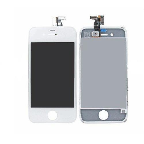 Экран для Apple iPhone 4 с тачскрином, цвет: белый