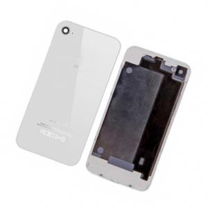 Задняя крышка для Apple Iphone 4S A1387 цвет: белый