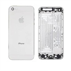 Задняя крышка (корпус) для Apple iPhone 5G (A1428, A1429, A1442) цвет: белый