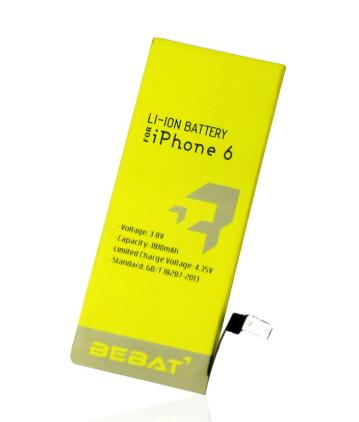 Аккумулятор Bebat для Apple iPhone 6 (616-0804, 616-0805, 616-0806, 616-0807, 616-0808, 616-0809)