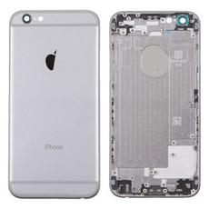 Задняя крышка (корпус) для Apple iPhone 6+ Plus (A1524, A1522) цвет: серебристый