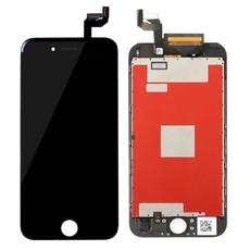 Экран для Apple iPhone 6S с тачскрином, цвет: черный (оригинальный)