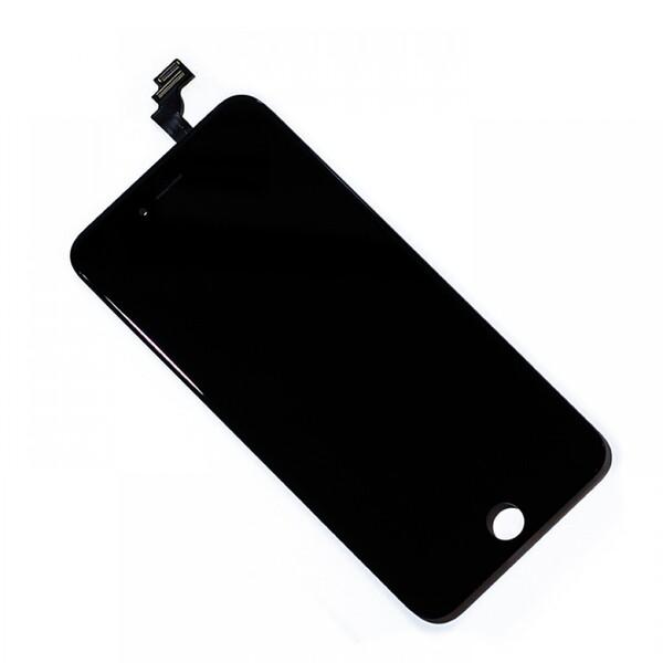Экран для Apple iPhone 6S Plus с тачскрином, цвет: черный (аналог)