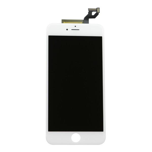 Экран для Apple iPhone 6S Plus с тачскрином, цвет: белый (оригинальный дисплей)