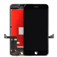 Экран для Apple iPhone 7 с тачскрином, цвет: черный (аналог)
