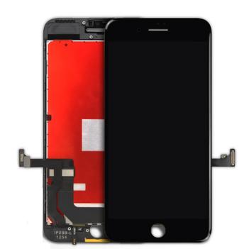 Экран для Apple iPhone 7 с тачскрином, цвет: черный (оригинальный)