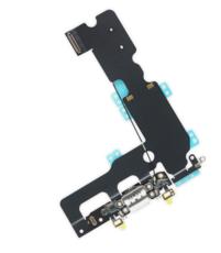 Шлейф разъема зарядки для Apple iPhone 7 Plus (Charge Conn), цвет: черный