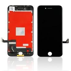 Экран для Apple iPhone 8 с тачскрином, цвет: черный (аналог)