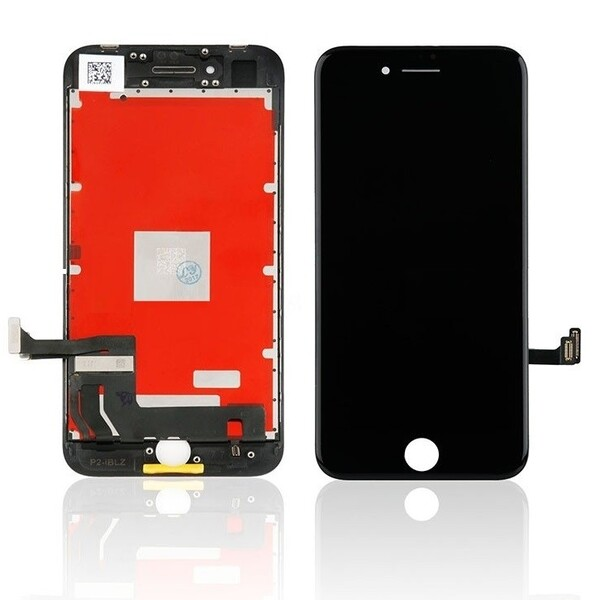 Экран для Apple iPhone 8 с тачскрином, цвет: черный (оригинальный дисплей)