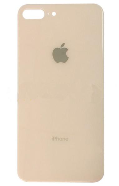 Задняя крышка для Apple iPhone 8 Plus, цвет: золото