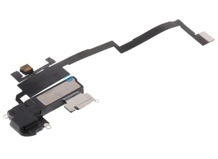 Верхний шлейф с микрофоном, датчиками света и слуховым динамиком (speaker) для iPhone XS
