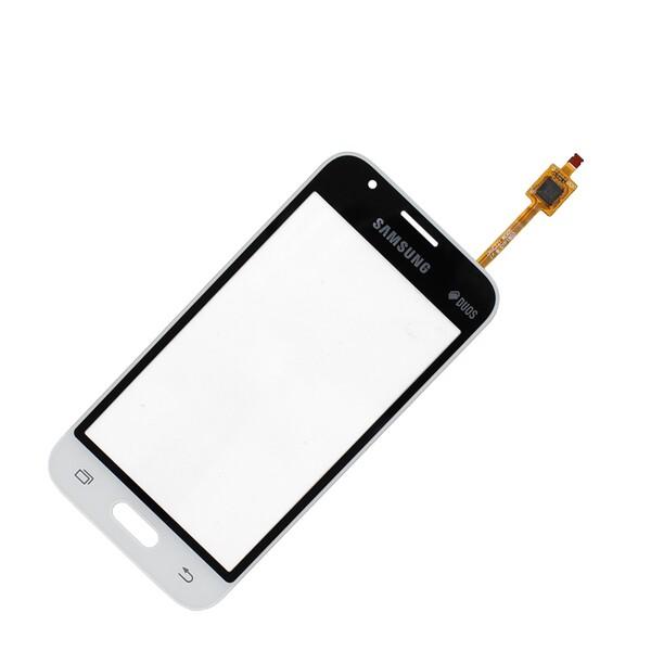 Тачскрин для Samsung Galaxy J1 mini (2016) J105, цвет: белый
