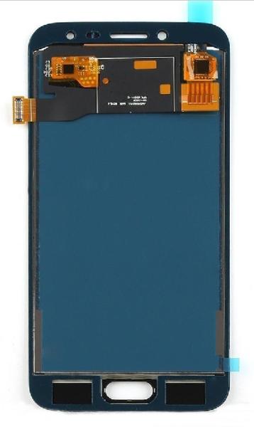 Экран для Samsung Galaxy J2 2018 (J250) с тачскрином, цвет: серебряный оригинальный