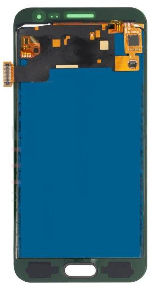 Экран для Samsung Galaxy J3 2016 (J320F) с тачскрином, цвет: золотой оригинальный