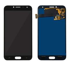 Экран для Samsung A7 2018 (SM-A750) с тачскрином OLED, цвет: черный