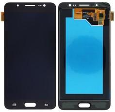 Экран для Samsung Galaxy J5 2016 (J510) с тачскрином, цвет: черный (оригинал)