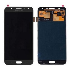 Экран для Samsung Galaxy J7 2016 (J710) с тачскрином, цвет: черный (оригинал)