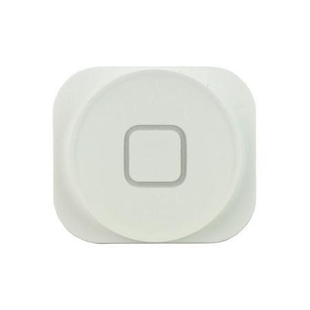 Кнопка Home для Apple iPhone 5, цвет: белый
