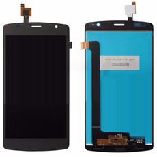 Экран для ZTE Blade L5 Plus (L5+) с тачскрином, цвет: черный