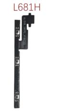 Шлейф для Meizu M3 Note (L681H) с кнопкой выключения/включения и регулировки громкости
