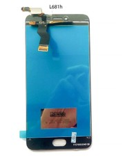Экран для Meizu M3 Note (L681H) с тачскрином, цвет: черный