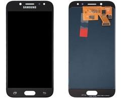 Экран для Samsung Galaxy J5 2017 (SM-J530FM) с тачскрином OLED, цвет: черный