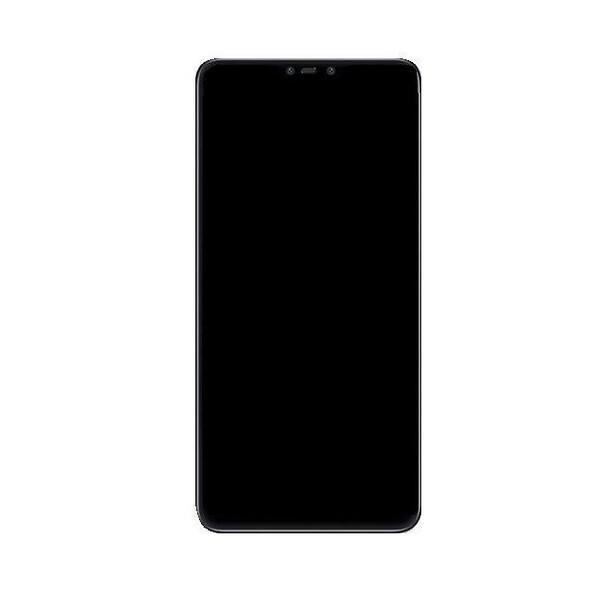 Экран для Xiaomi Mi8 lite (Mi 8 Lite) с тачскрином, цвет: черный